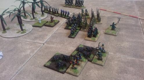 7 Kushites attack